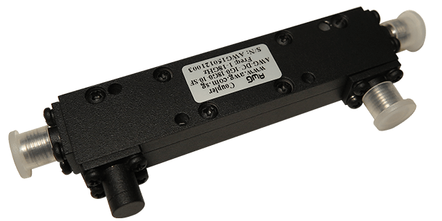 1-18GHz 10 dB directional coupler